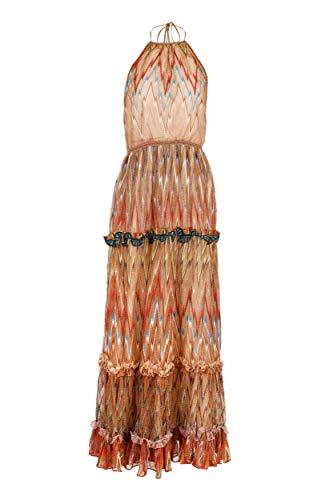 Missoni Luxury Fashion Damen MDG00599BK00KQS805I Multicolour Andere Materialien Kleid | Frühling Sommer 20