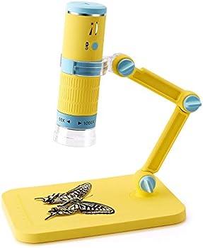 Jionchery 50x to 1000x Magnification Wireless Digital Microscope