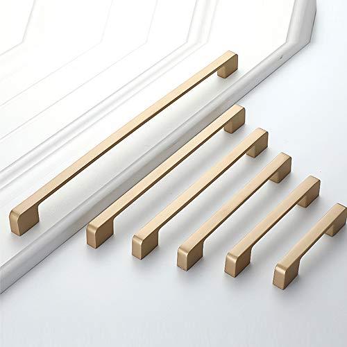Möbelgriffe Einfach Schubladegriff Schrank Kleiderschrank Tür Ziehen Stangengriff Griffe Ziehen Knöpfe Küchengriff Aluminum