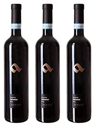 Vino Aglianico dop (confezione da 3)