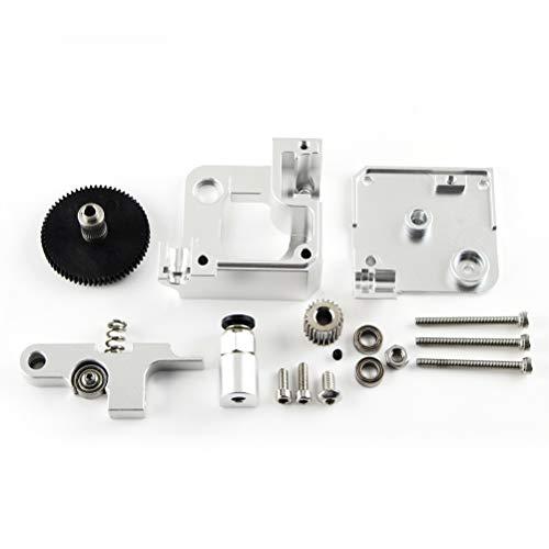 Akemaio All-Metal Titan Extruder Kit Compatible for Prusa i3 MK2 3D Printer