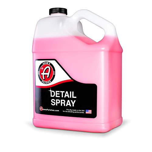Adam's Detail Spray - Quick Waterless Detailer...