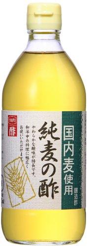 内堀醸造『純麦の酢』