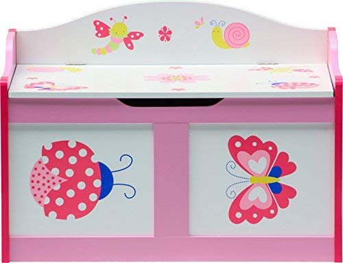 IB-Style - Kindersitz- und Spielgruppe Papillon | 6 Kombinationen | Truhenbank - Stuhl Truhenbank Kindermöbel Tisch Kindertisch Kinderstuhl Tafel Standtafel Kinderregal - 3