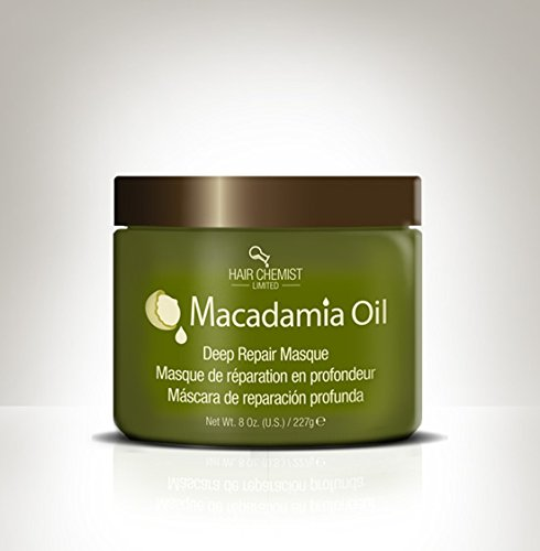 Hair Chemist Macadamia Deep Repair Masque 12 ounce
