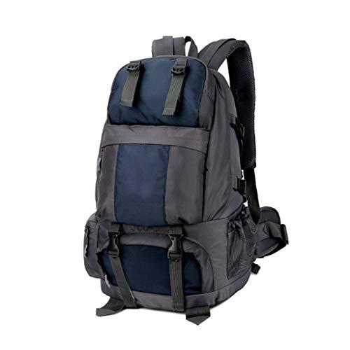 GFDFD Sacs à Dos de Sports d'aventure;Sacs à Dos légers et durables for la randonnée, Les Voyages et Le Camping (Color : Blue)