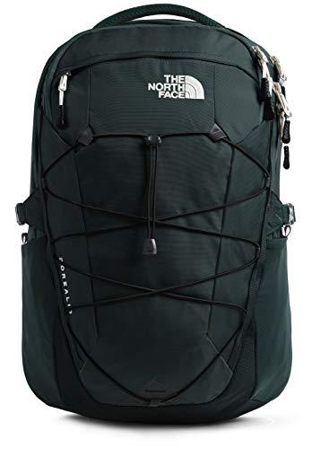 The North Face Borealis Men's Backpack, Ponderosa Green/TNF Black