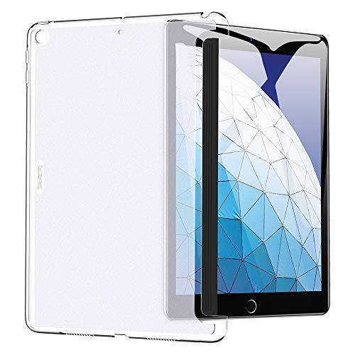 ESR Hülle kompatibel mit iPad Air 3 2019 10.5 Zoll - Ultra Dünnes Back Cover mit hartem PC - Transparente Schutzhülle für Rückseite für iPad 10.5 Zoll 2019- Klar