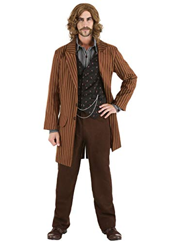 Charades Men's Harry Potter Adult Sirius Black Costume, As Shown, Small