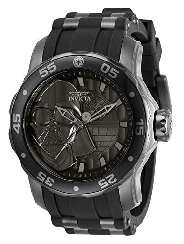 Invicta Star Wars Darth Vader 32512 Reloj de cuarzo para hombre