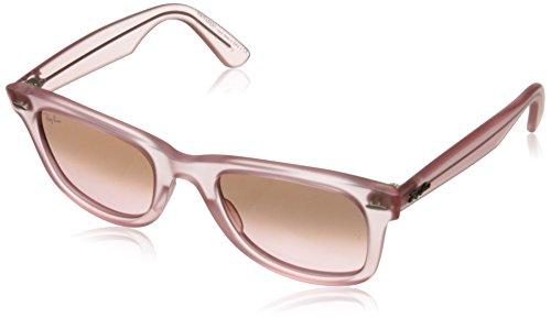 Ray-Ban MOD. 2140, Gafas de Sol Unisex, Rosa (Demi Gloss Pink), 50 mm