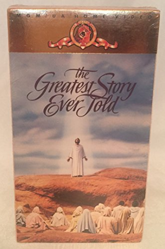 Purchase The Greatest Story Ever Told (1990 VHS Set, Part 1 & 2)