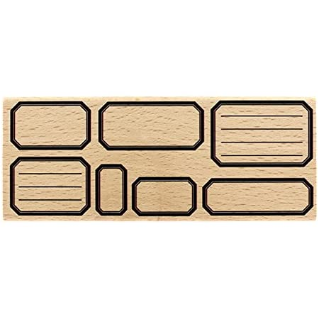 Sello de madera 100 x 100 cm Floril/èges Design