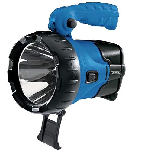 UKB Draper Cree LED - Linterna LED recargable (10 W)