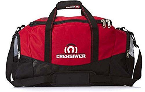Crewsaver Crew Holdall Bag 75 litres in Red/Black Medium 6228-75 Colour - Red