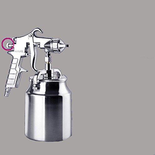 Preisvergleich Produktbild WGE Pneumatische Möbel / Wandfarbe Spritzpistole 1, 5 mm Düsengröße