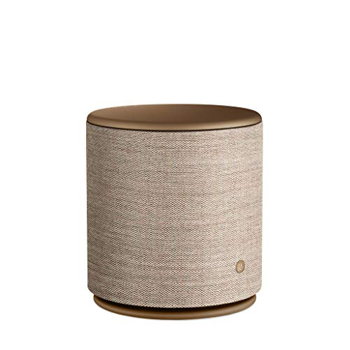 BeoPlay Bang & Olufsen Beoplay M5 Multiroom Lautsprecher (AirPlay, Chromecast, Spotify Connect) - Bronze Tone