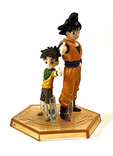 Blue Dragon Dragon Ball X Trading Figure Collection - Goku & Shu - Thumbs Up