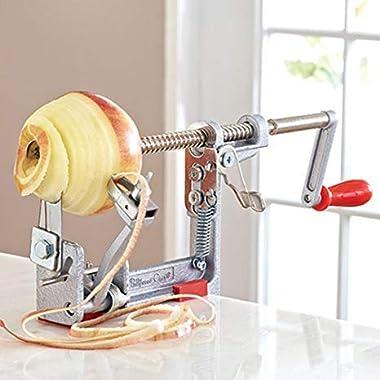 The Pampered Chef 2430 Apple Peeler, Corer, Slicer