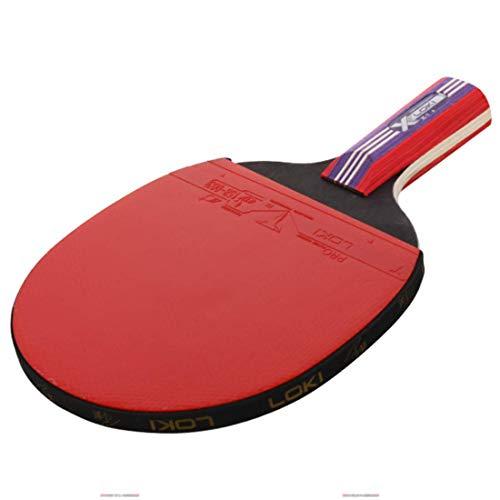 Best Buy! RUIXFTA ComfortablePing Pong Paddle Premium Rackets 1 Table Tennis Racket 1 Racquet Bag ...