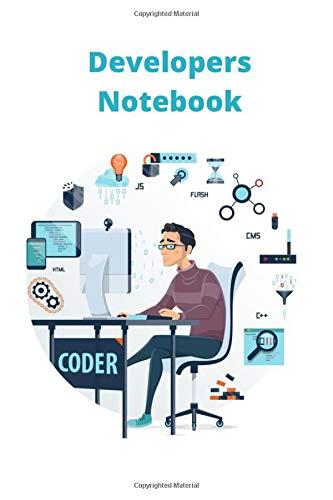 Developers Notebook: Coding Developer Notebook Gift For Those Who Love Programming