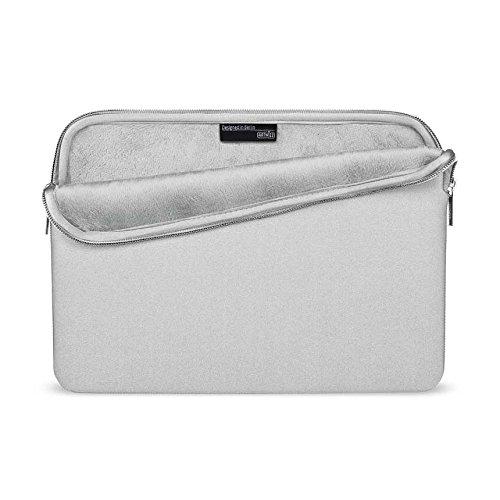 Artwizz 7433-1510 Neoprene Hülle für Apple MacBook Air 13 Silber