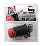 BOLT Spare Tire Lock Compatible With Jeep Wrangler JL 2018-2021#7032301