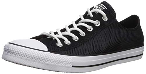 Converse Men's Chuck Taylor All Star Utility Sneaker, White/Black, 8.5 M US