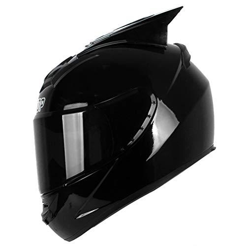 Generic Motorradhelme Modularer Klapplinsen-Integralhelm Capacete Offroad-Rennsport-Motorradhelm Casco Caschi Helme