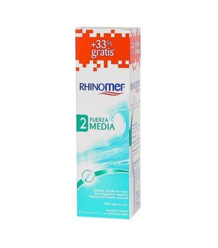 RHINOMER FUERZA 2 TAMAÑO XL 180 ML (1 UNIDAD)