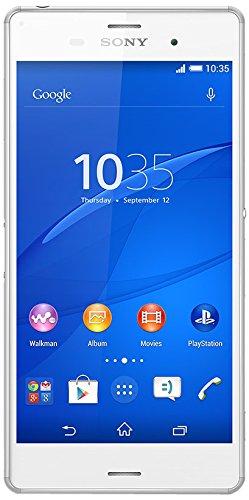 Sony Xperia Z3 Smartphone, 16 GB, Bianco [Italia]