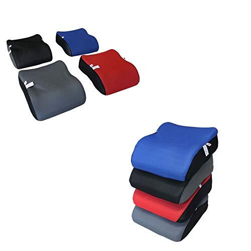 Auto 15-36 kg Kindersitzerhöhung mit 3-Punkt-Gurt-Befestigung   Kindersitz ECE 44/04   Sitzerhöhung   Kinderautositz   Autositz für Kinder