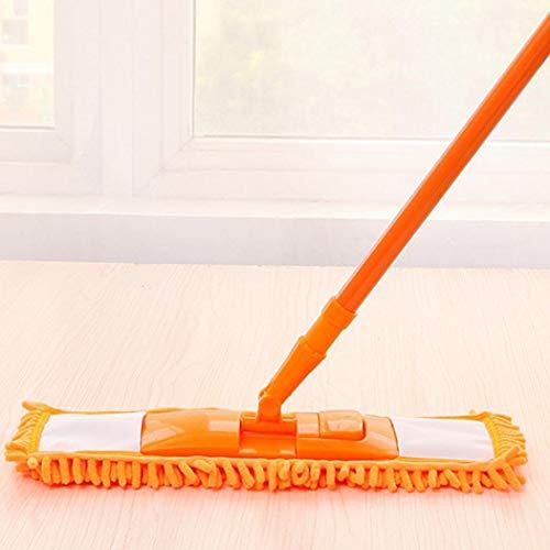 Kit ricambio per pulizia pavimenti in microfibra, 4 colori disponibili