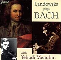 Landowska Plays Bach