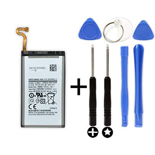 Bateria Interna Compatible con Samsung Galaxy S9+ Plus/SM-G965F / EB-BG965ABE + Kit Herramientas/Tools