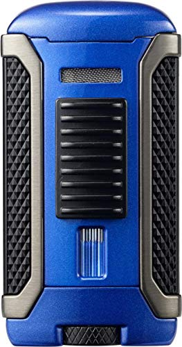 Colibri - aansteker - model APEX - blauw - Jet Flame - Piëzo-ontsteking -