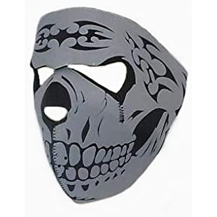 "Cagoule Masque Protection Neoprene ""Blade - Taille unique réglable - Airsoft - Paintball - Outdoor - Ski - Snow - Surf - Moto - Biker - Quad"