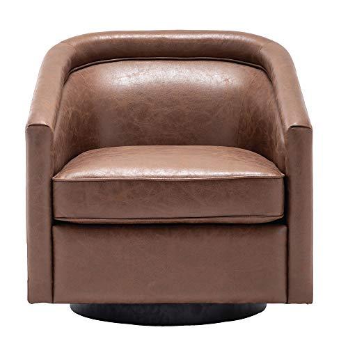 TITLE_eLuxurySupply Barrel Swivel Chair