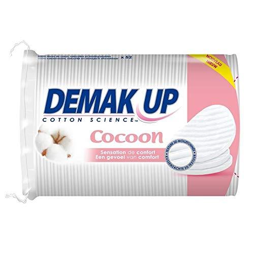 Demak'Up - Disques Ovales Cocoon 52 Disques - Lot De 4 - Livraison Rapide En France - Prix Par Lot