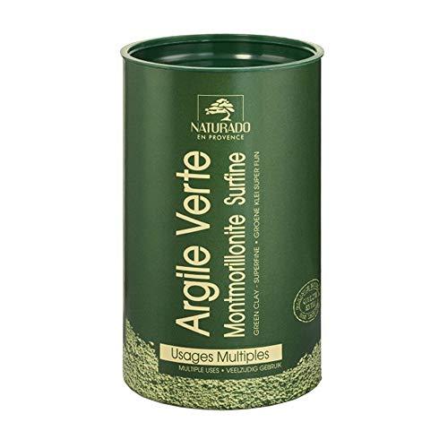 Naturado - Argile Verte Surfine Montmorillonite 300g Naturado