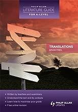 Translations (Philip Allen Literature Guide for a-Level)