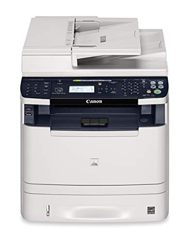 Canon imageCLASS MF6160dw Black and White, Wireless All-in-One Laser Airprint Printer Copier Scanner Fax (Discontinued by Manufacturer) (Renewed)
