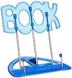 Wedo 21119903 - Soporte para lectura, diseño Book, Azul