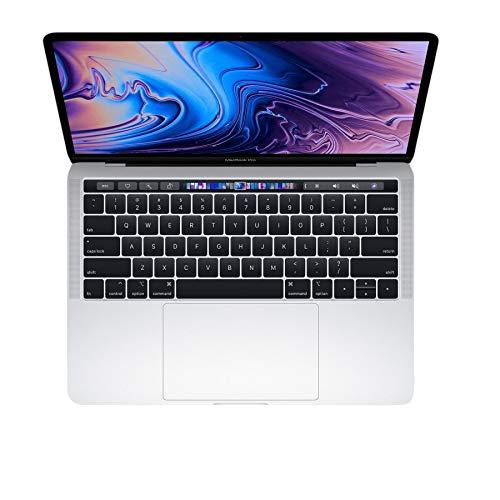 Apple MacBook Pro 13' TouchBar (Mid 2019) Core i5-8279U, 2,4GHz, 16GB RAM, 512GB SSD, Silver - (Renewed)
