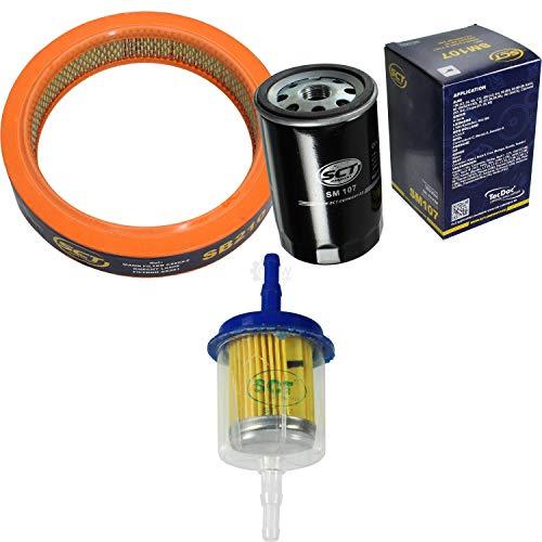 Preisvergleich Produktbild SCT Germany Inspektions Set Inspektionspaket Luftfilter Ölfilter Kraftstofffilter