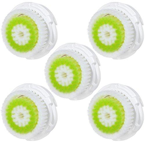 3 SMART Profile Alpha Fit Sonic Radiance 5x t/ête brossante Hofoo/® Compatible avec Mia 1 Sensitive Aria 2 Plus Recharge pour le produit de purification du visage pour peau sensible