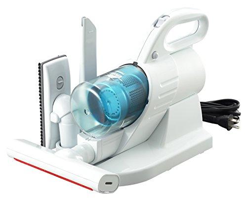 ツインバード 掃除機 ACハンディークリーナーハンディージェットサイクロン HC-EB41W ホワイト