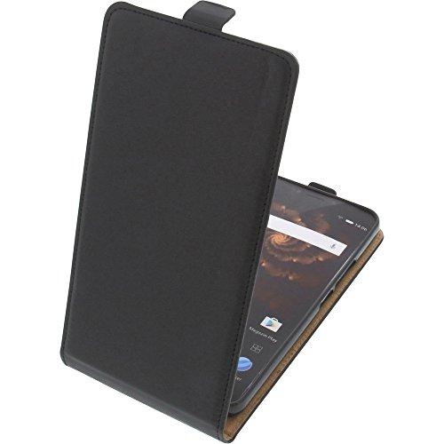 foto-kontor Tasche für Allview X4 Xtreme Smartphone Flipstyle Schutz Hülle schwarz