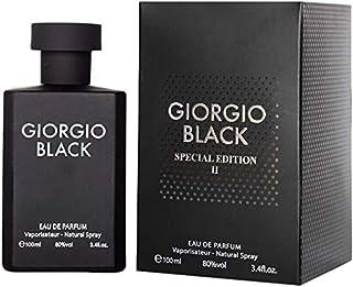 Giorgio Armani Giorgio Black Special Edition Ii Eau De Parfum For Men, 100Ml