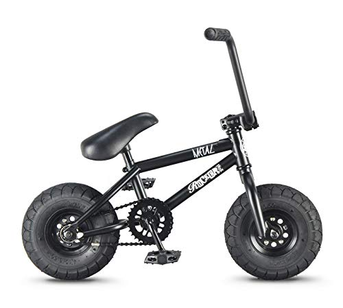 Rocker BMX,Mini Bicicletta BMX iROK Metal Rocker